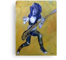 Rock Chica Canvas Print
