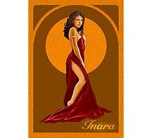 Art Nouveau Inara Serra Photographic Print