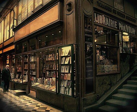 Paris Bookshop by Louise Fahy