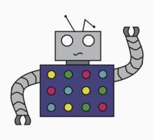 Robot by thisisnotjasper