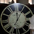 French clockface by Maggie Hegarty