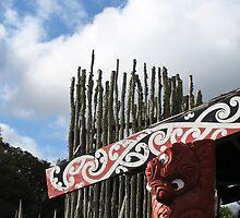 maori design by Anne Scantlebury