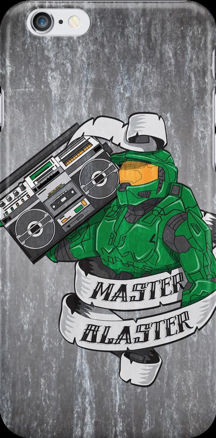 Master Blaster by D4N13L