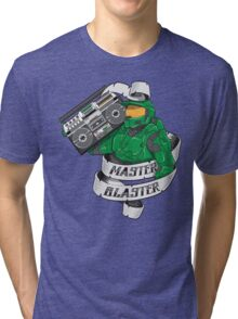 Master Blaster Tri-blend T-Shirt