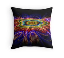 Magic Carpet Ride Throw Pillow