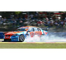 Drift Work Photographic Print