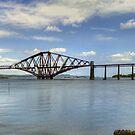 The Rail Bridge by Tom Gomez