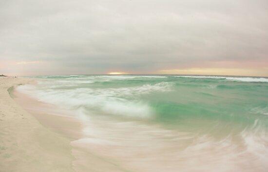 the sea by Carina Potts