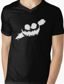 Haunted Smile white T-Shirt