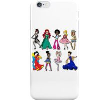 Dance - all across the world iPhone Case/Skin