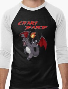 Charzard Men's Baseball ¾ T-Shirt