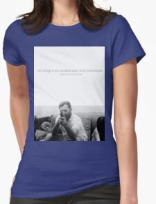 All Things Truly Wicked Start From Innocence - Hemingway T-Shirt