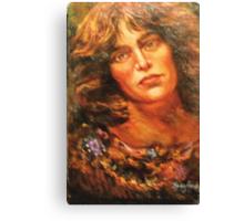Roberta Sari Kaplan Canvas Print