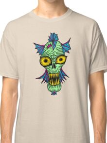 Monster Mondays #1 -- Fishy Monster Classic T-Shirt