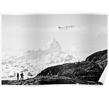 Greenland - Hiking in the World Heritage Area, Ilulissat Poster