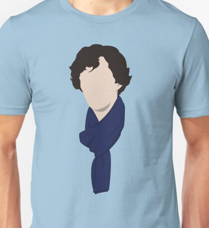 Simply Sherlocked Unisex T-Shirt