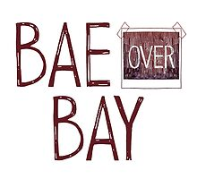Bae over Bay - Life Is Strange by JuzaShannonNew