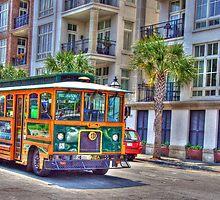 Street of Charleston SC by henuly1