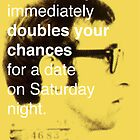 Bisexuality Double Your Chances - Woody Allen by redandy
