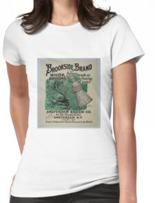 The Amsterdam Broom Company Womens Fitted T-Shirt