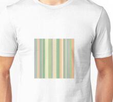 Pistachio stripes Unisex T-Shirt