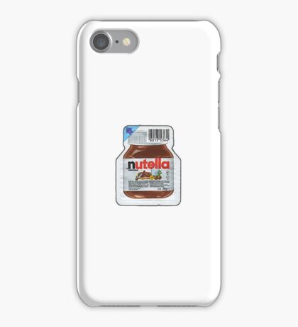 Mmmm... Nutella iPhone Case/Skin