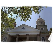 Church Steeples -SC Poster