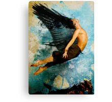 Flight of Icarus Canvas Print