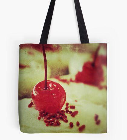 Cherry topper Tote Bag