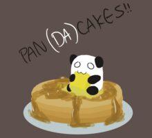 Pan(da)cakes!! One Piece - Short Sleeve