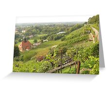 Weinbergkirche Pillnitz Greeting Card