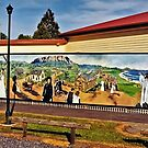 Town of Murals by TonyCrehan
