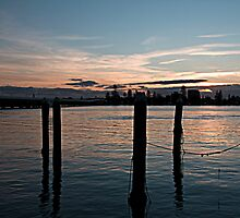 Sunset by Marius Brecher