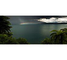 Fallen Rainbow Photographic Print