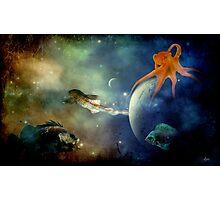I Wonder If Fish Dream Photographic Print