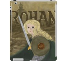 Éowyn the Brave iPad Case/Skin