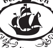 Drinking Spiced Rum Before Noon Makes You a Pirate Sticker