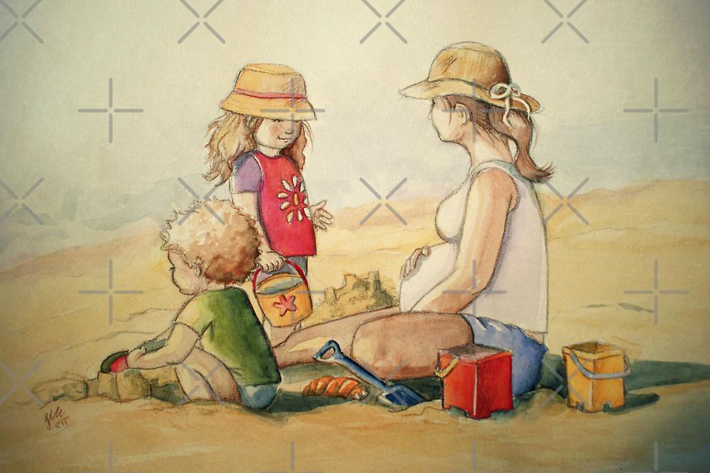 Almost Three by Sarah  Mac