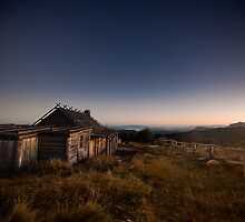 Craig's Hut Sunrise by Gavin Poh