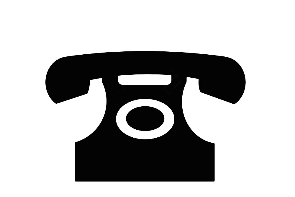 """""""Telephone sign as clipart"""" by naturaldigital"""