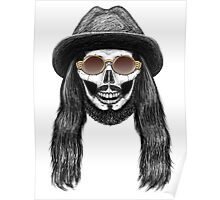 Stack's Skull Sunday No. 7 (Johnny Seagull) Poster