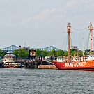 Boston: The Nantucket Lightship by Kasia-D