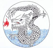 Year of the Dragon by Kelly Robinson