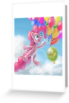 Pinkie Sky by BlakeFox