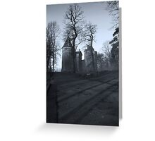 Castle Coch, Wales Greeting Card