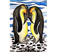 I Choose You ~ you are my penguin. Photographic Print
