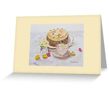Easter Delight Greeting Card