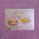 Lemon Tea Card by Patsy Smiles
