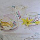 Lemon Tea by Patsy L Smiles
