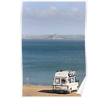 Travellers at St.Austell Poster